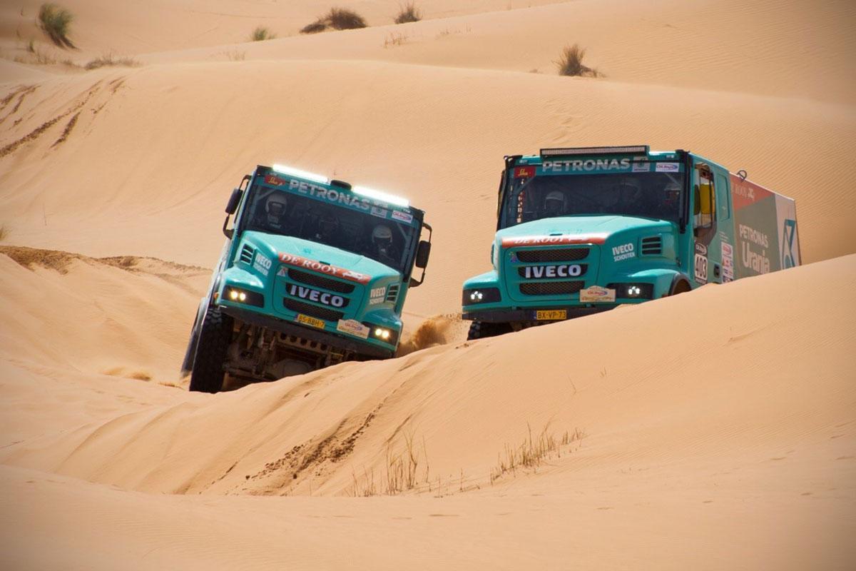 Team-De-Rooy-Dakar-Preproloog-2014